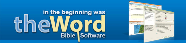 free bible software theWord Bible Software