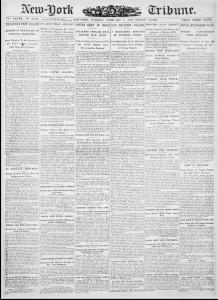 NY Tribune