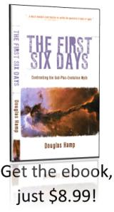 The First Six Days ebook just $8.99