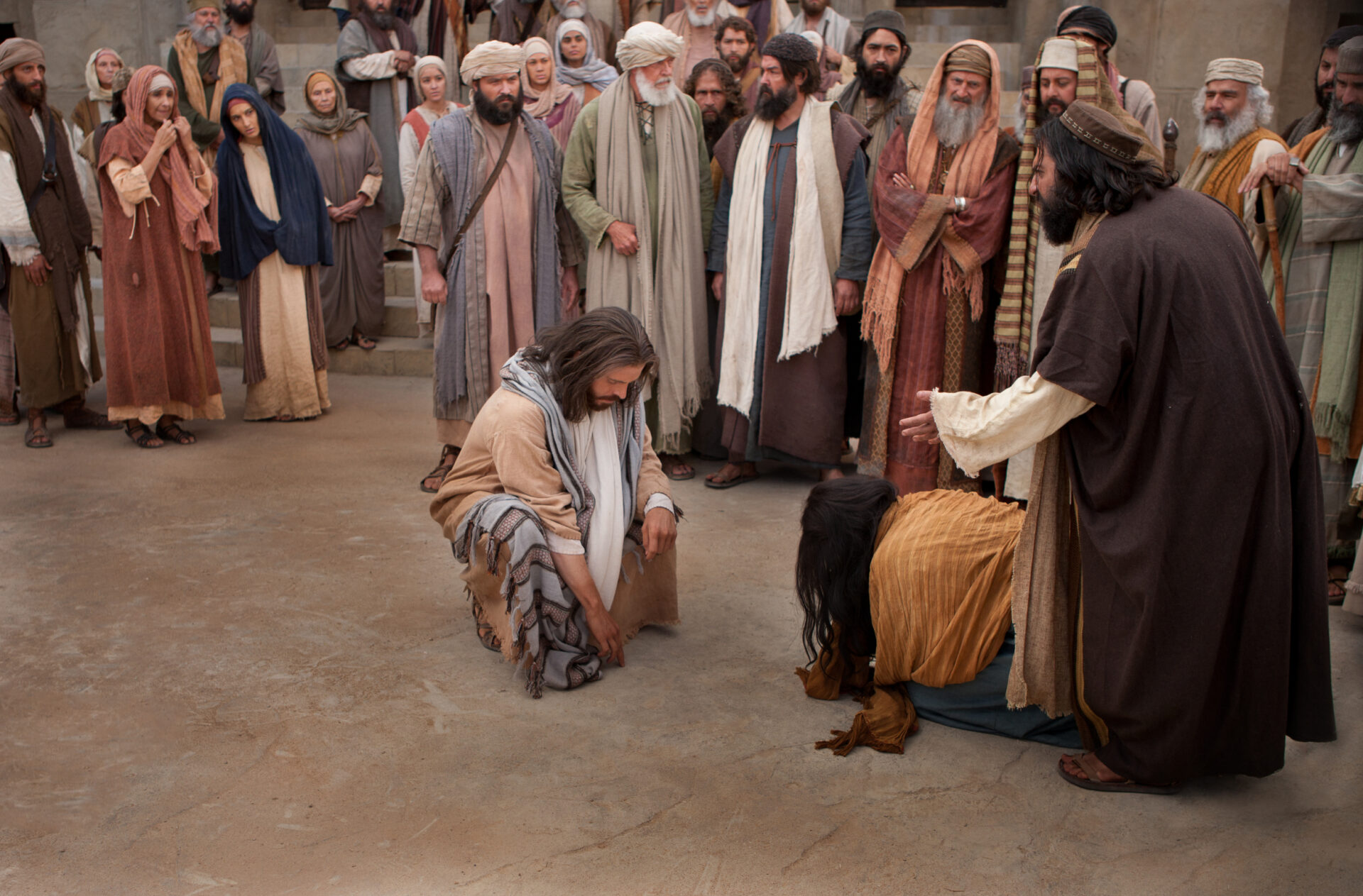 Did Yeshua Nullify or Uphold the Law with the Woman Caught in Adultery in John 8? (By Guest Blogger Sarah Rush)