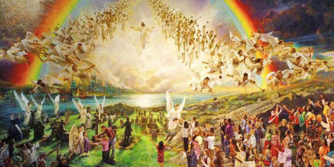 Who is Left Behind? Understanding the Order of the Final Gathering (Rapture)
